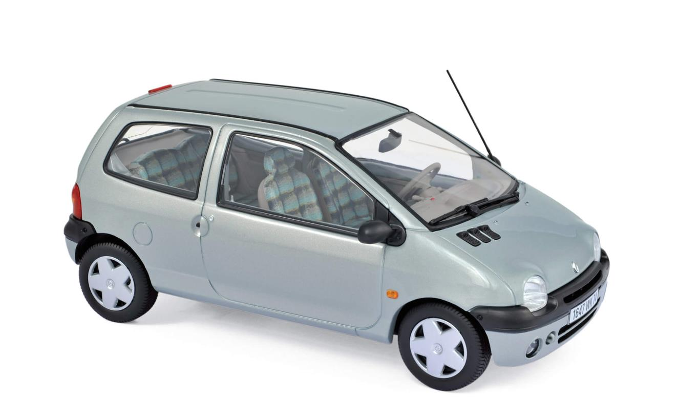 twingo coriandre green 1993 norev 1 18 limited exclu web edition 150 pieces