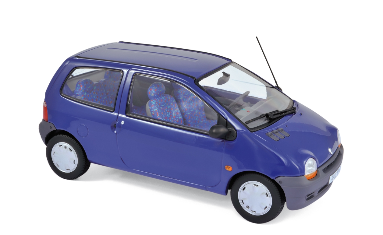 twingo outremer blue 1993 norev 1 18